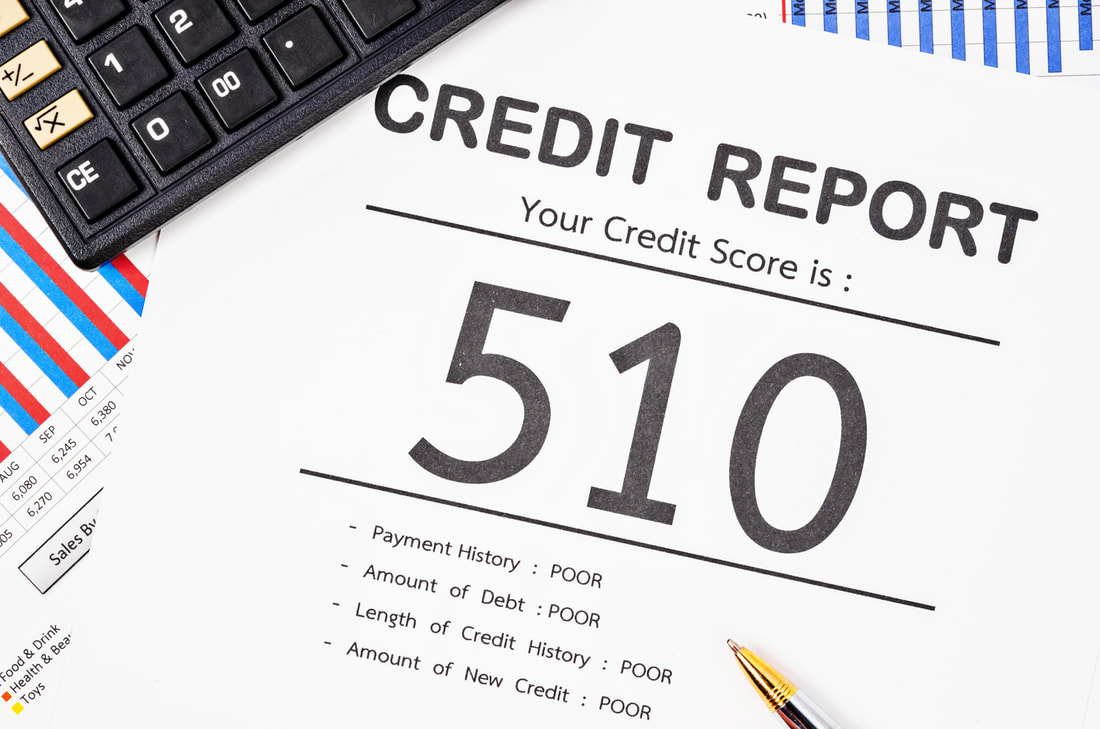 credit score booster report